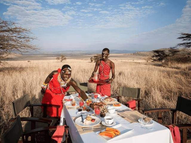 Safari Breakfast