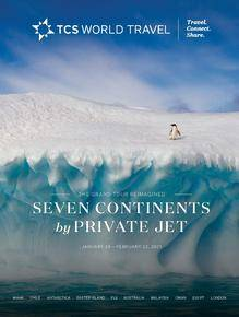 Seven Continents Brochure Cover