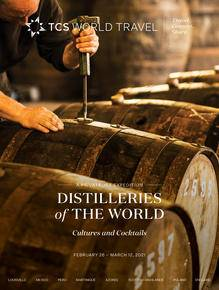 Distilleries of the World by Private Jet Cover